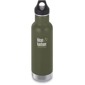 Klean Kanteen Classic Vacuum Insulated Flasche Loop Cap 592ml fresh pine